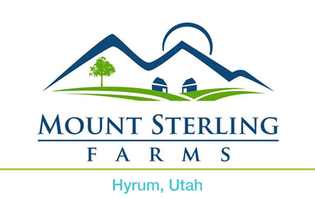 Mount Sterling Farms - Hyrum, Utah