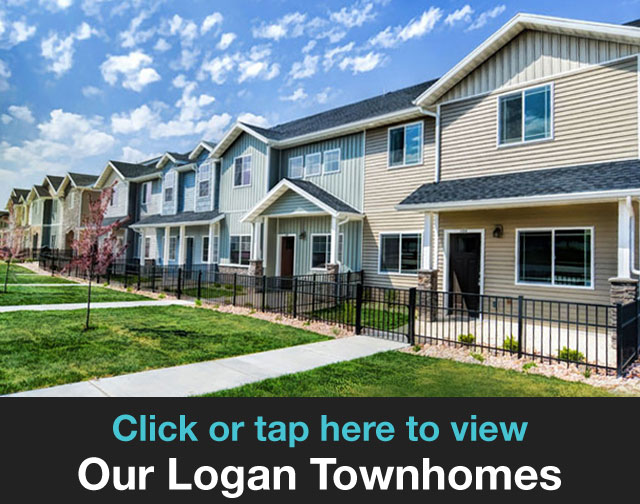 View Bridgerland Meadows Townhomes from Lifestyle Homes