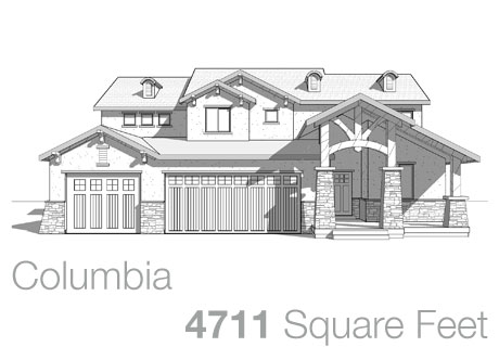 Lifestyle Homes - Walker Home Design Plans Columbia