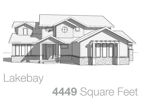 Lifestyle Homes - Walker Home Design Plans Lakebay