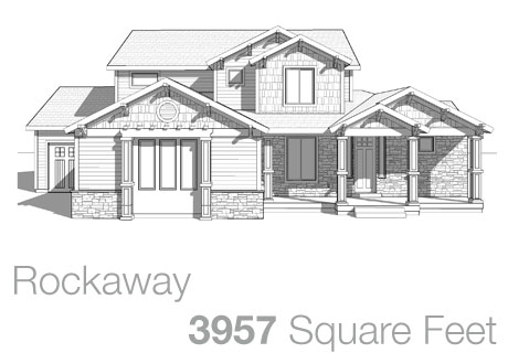 Lifestyle Homes - Walker Home Design Plans Rockaway