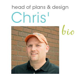 Chris - Head of Plans and Design at Lifestyle Homes