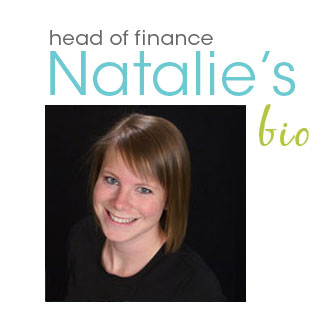 Natalie Nesbit - Head of Finance at Lifestyle Homes