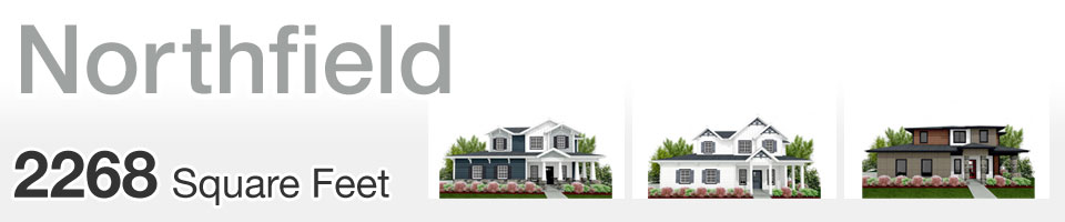 Lifestyle Homes - Northfield - Home Floor Plan