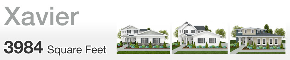 Lifestyle Homes - Xavier - Home Floor Plan